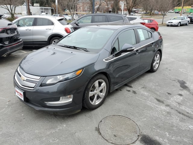Pre-Owned 2012 Chevrolet Volt Base