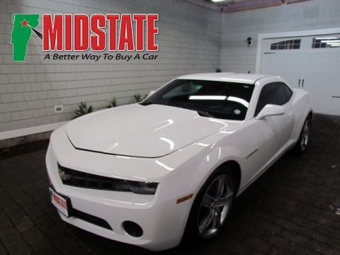 Pre-Owned 2013 Chevrolet Camaro 2LS